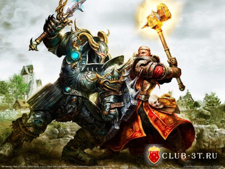 Warhammer Mark of Chaos Battle March Trainer version 2.14 + 5