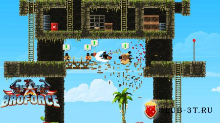 Broforce Trainer version 4.2.2.78157 + 4
