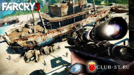Far Cry 3 Trainer version 1.05 + 10