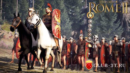 Total War Rome 2 Trainer version 1.11.0.10383 + 15
