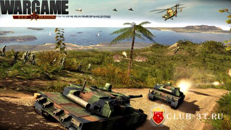 Wargame Red Dragon Трейнер all version + 8