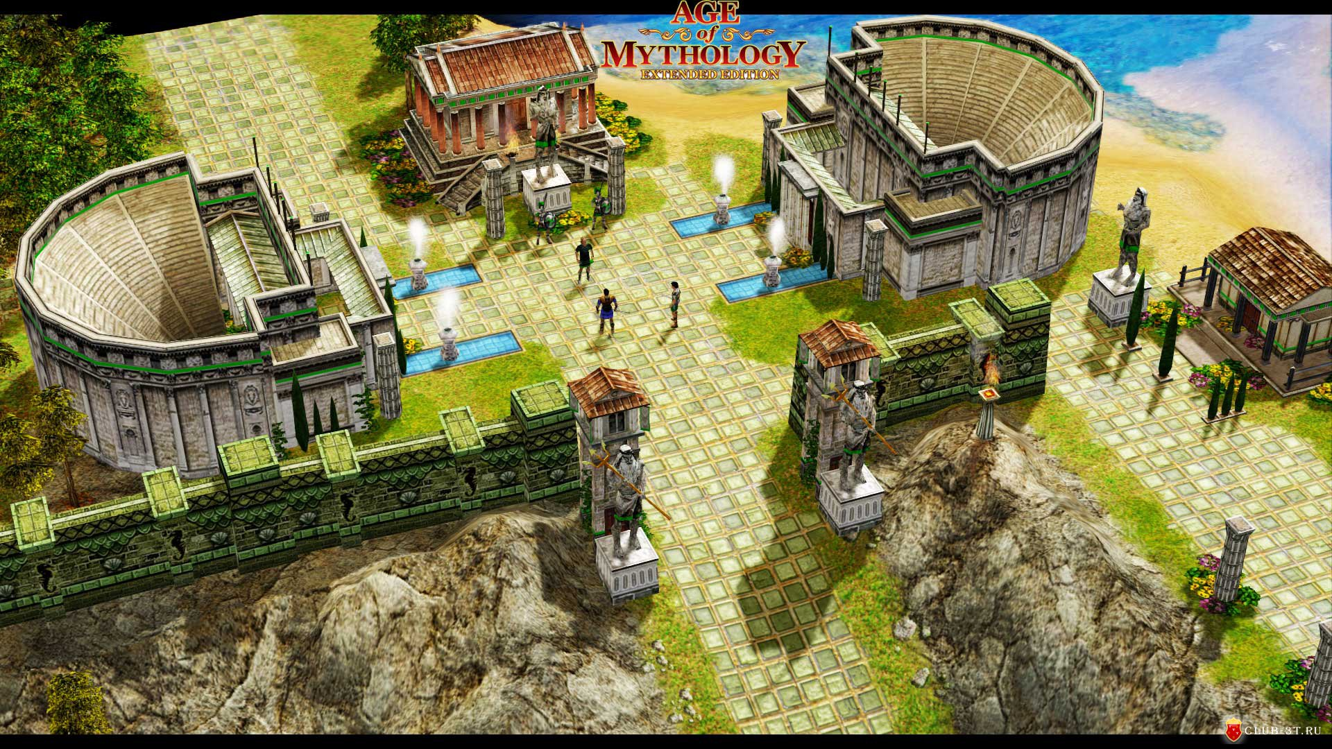 Age of Mythology Extended Edition Steam PC Game No CD