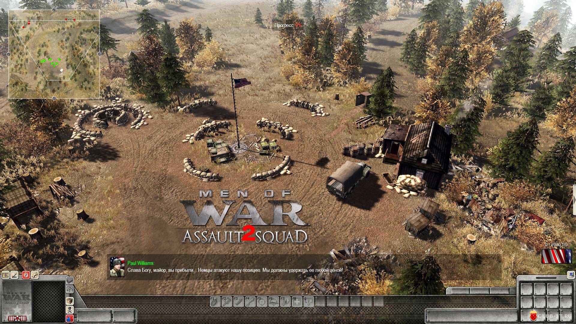 Men of war assault squad 2 cold war mod - 725