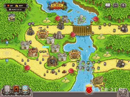 Kingdom Rush Trainer version 1.18 + 5