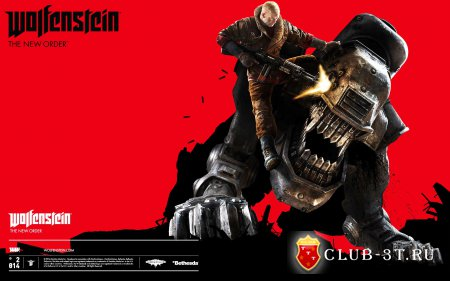 скриншот игры Wolfenstein The New Order