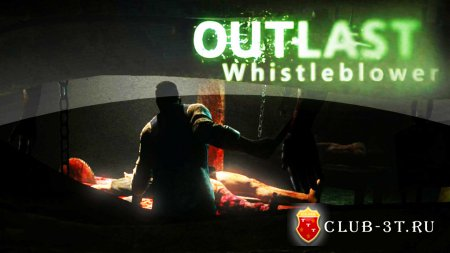 Outlast Whistleblower Трейнер version 1.0.12046 + 5