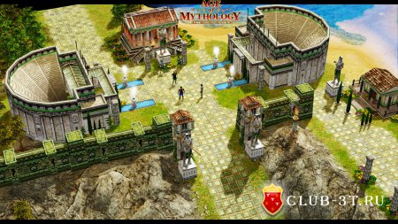 Age of Mythology Extended Edition Трейнер version 1.5.2363 + 8