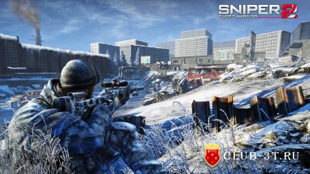 Sniper Ghost Warrior 2 Trainer version 1.09 + 6