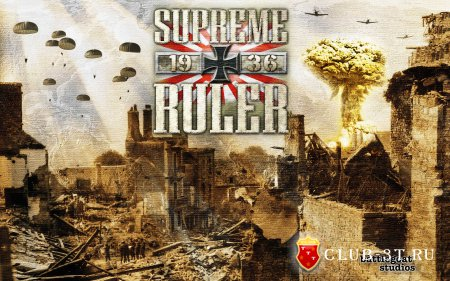 Supreme Ruler 1936 Trainer version 8.0.100.1 + 3