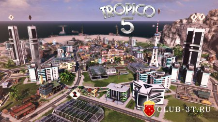 Tropico 5 Trainer version 1.01 + 1