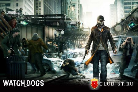 Watch Dogs Trainer version 1.01 + 8