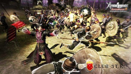 Dynasty Warriors 8 Xtreme Legends Трейнер version 1.00 + 13
