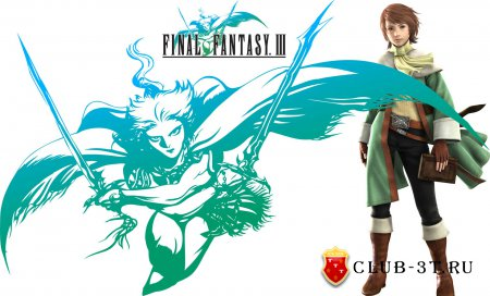 Final Fantasy III Trainer version 1.00 + 5