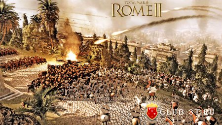 Total War Rome 2 Trainer version 1.13.0 + 16