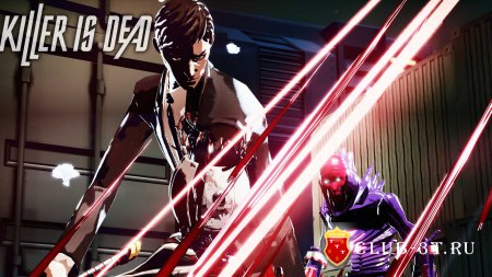 Killer Is Dead Trainer version 1.0 + 4