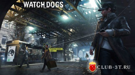 Watch Dogs Трейнер version 1.01 64bit + 8