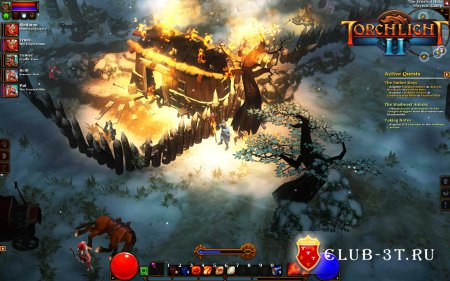Torchlight 2 Trainer version 1.25.5.2 + 7