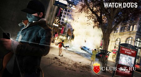 Watch Dogs Trainer version 1.0.1 + 30