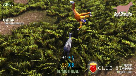 Goat Simulator Trainer version 1.1.28847 + 7