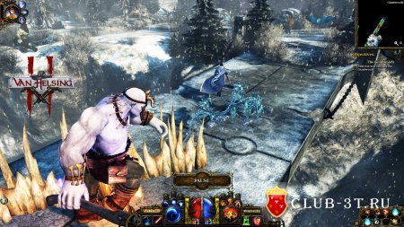Adventures of Van Helsing 2 Трейнер version 1.0.03 32bit + 16