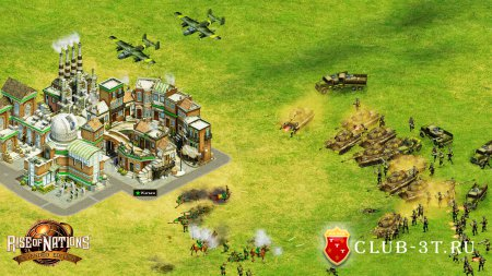 Rise of Nations Extended Edition Trainer version 0.2009 + 12