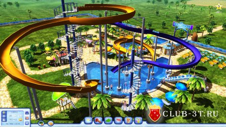 Water Park Tycoon Trainer version 1.00 + 1