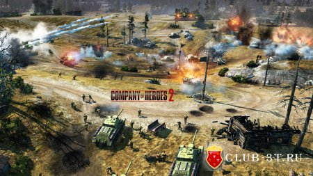 Company of Heroes 2 Trainer version 3.0.0.9704 + 10
