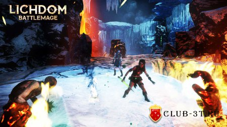 Lichdom Battlemage Trainer version 20140613 + 2