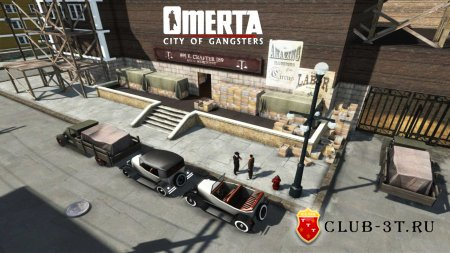 Omerta City of Gangsters Trainer version 1.07 + 11