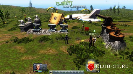 Planet Explorers Trainer version 0.82 + 7