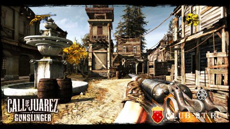 Call of Juarez Gunslinger Trainer version 1.0.5.0 + 6