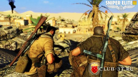 Sniper Elite III Trainer version 1.02 + 5
