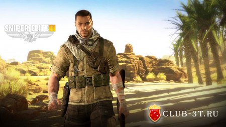 Sniper Elite III ������� version 1.02 + 6