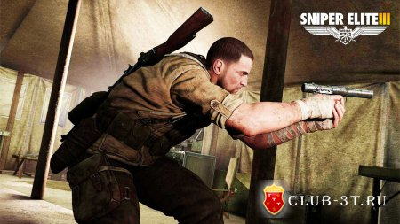 Sniper Elite III Trainer version 1.03 + 6