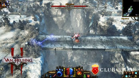 The Incredible Adventures of Van Helsing 2 Trainer version 1.1.001e 32bit + 16
