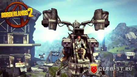 Borderlands 2 Трейнер version 1.0.29.xx + 28