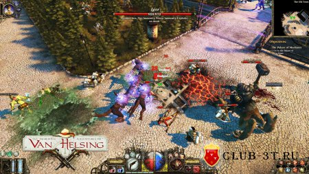 The Incredible Adventures of Van Helsing Трейнер version 1.3.0 + 14