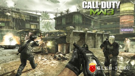Call of Duty Modern Warfare 3 Trainer version all + 4