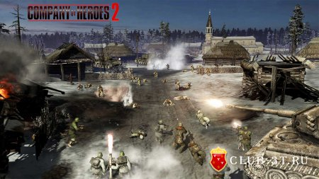 Company of Heroes 2 Trainer version 3.0.0.14690 + 7