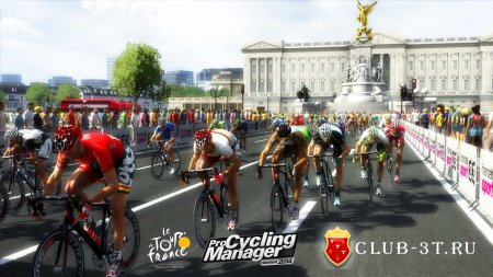 Pro Cycling Manager Season 2014 Le Tour de France Trainer version 1.3 + 6