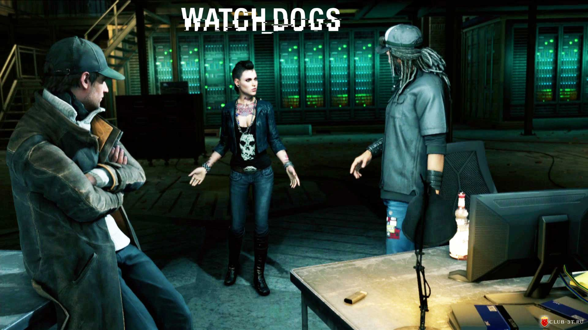 Watch Dogs Unlimited Skill Points Trainer