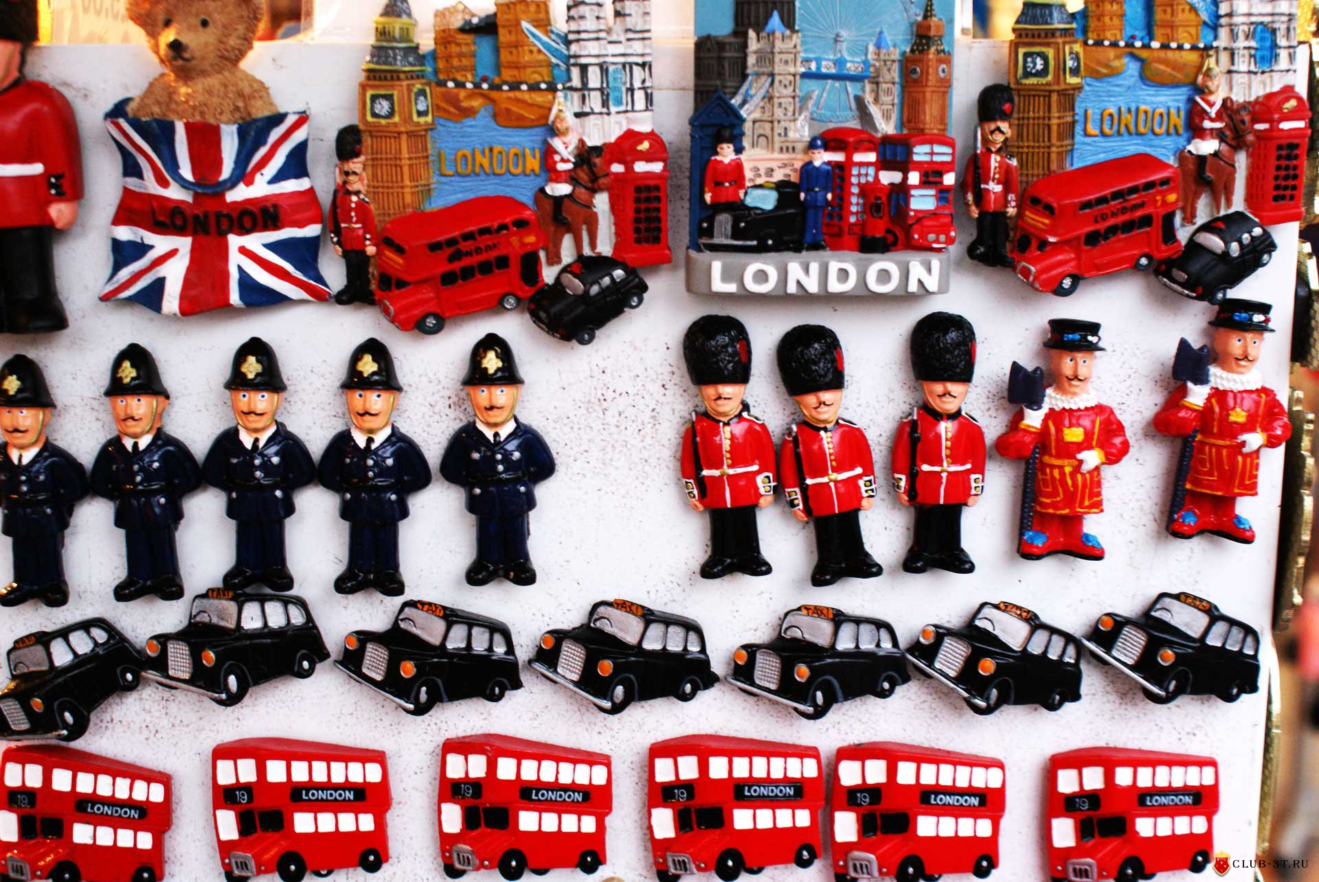 Что привезти из лондона на подарок 79