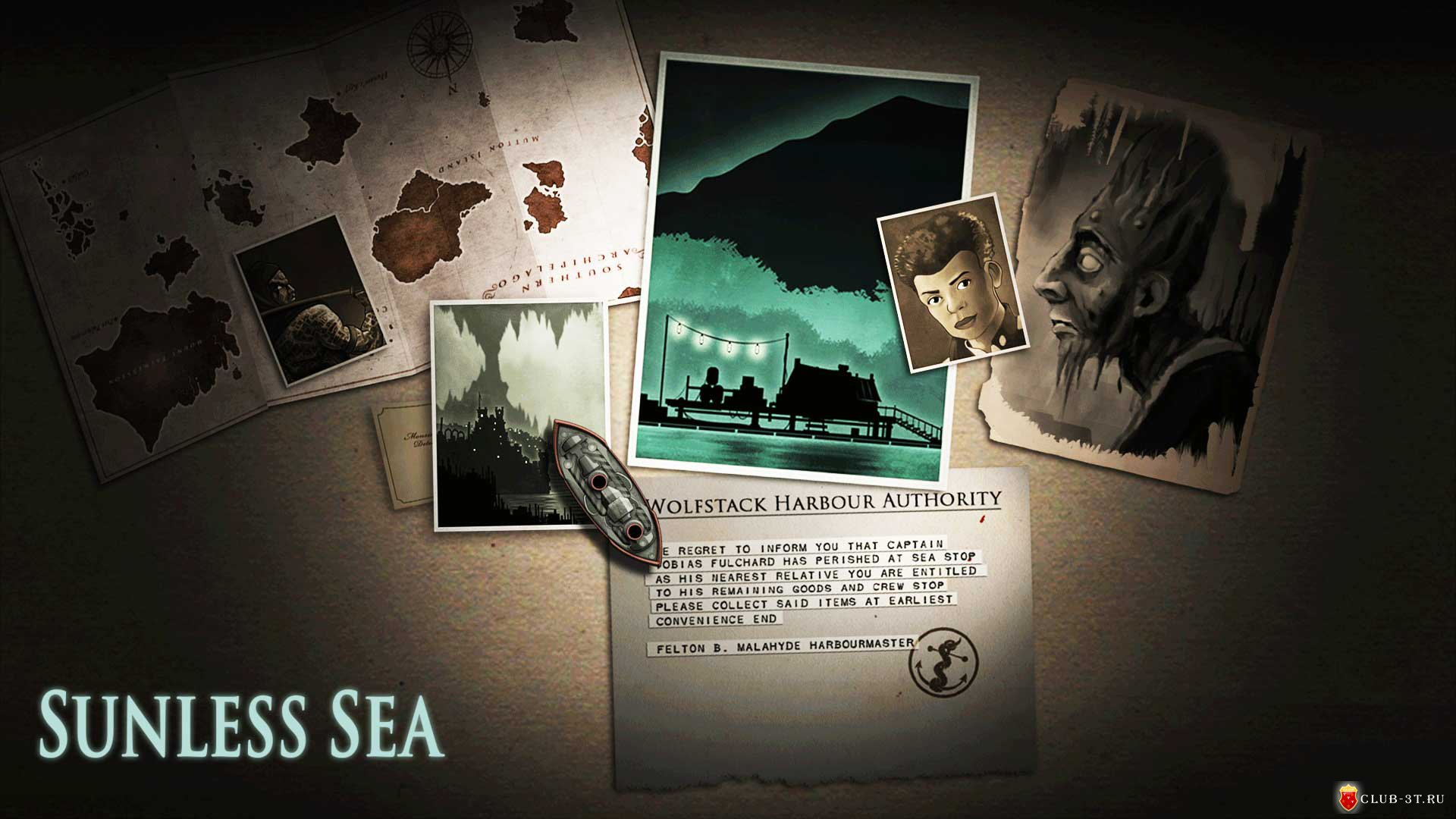 carson the sunless sea Gateway to the great books is a 10-volume series of books originally published by encyclopædia britannica inc in 1963 rachel carson, the sunless sea from the.
