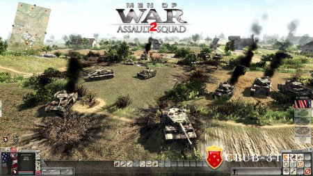Men of War Assault Squad 2 Трейнер version 3.037.0 + 1