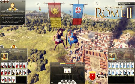 Total War Rome 2 Trainer version 1.14.0 + 15