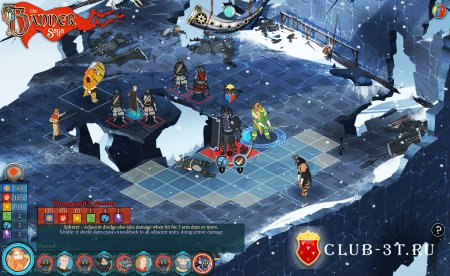 The Banner Saga Trainer version 2.7.01 + 2