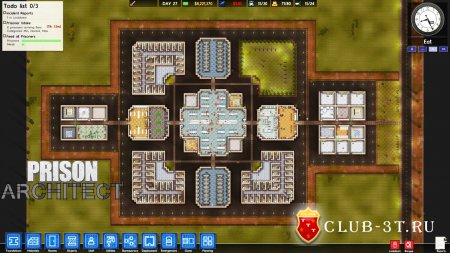 Prison Architect Trainer version alpha 23c + 4