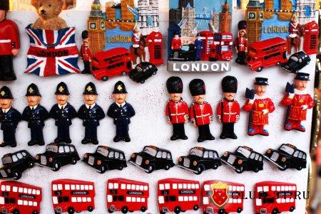 Из Лондона на память