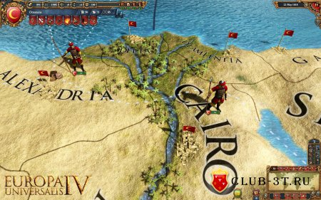Europa Universalis IV Trainer version 1.7.3 + 9