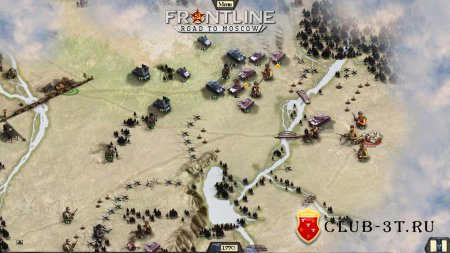 Frontline Road to Moscow Trainer version 1.00 + 1